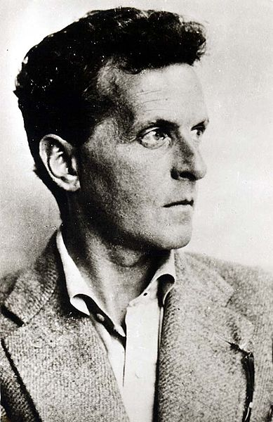 Wittgenstein portrait 1930